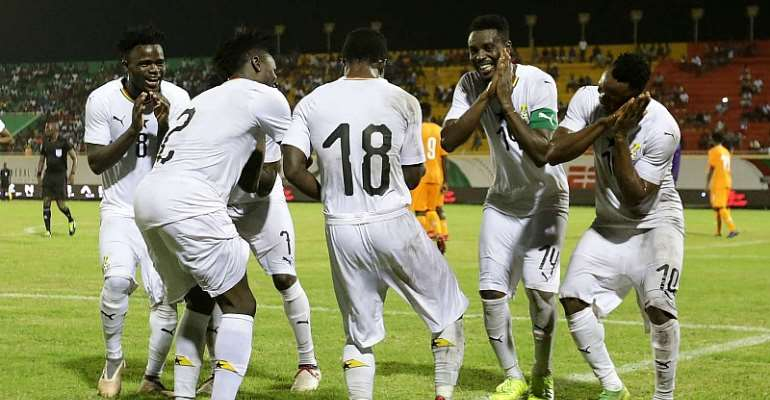 2019 WAFU Cup: Maxwell Konadu Not Perturbed With Poor Performance After Win Over Ivory Coast