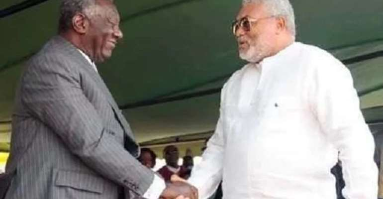 I Still Insist Rawlings And Kufuor Should Write Their Memoirs