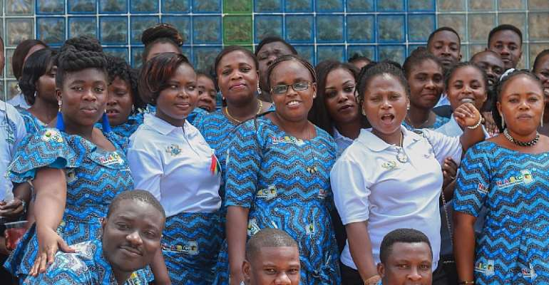 Obuasi NABCO Outlines Activities To Celebrate One Year Anniversary