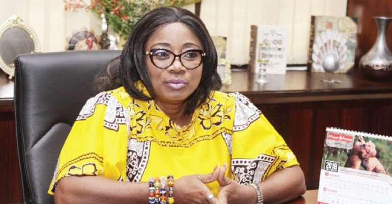 Gender Minister Condemns Legon Sex Scandal