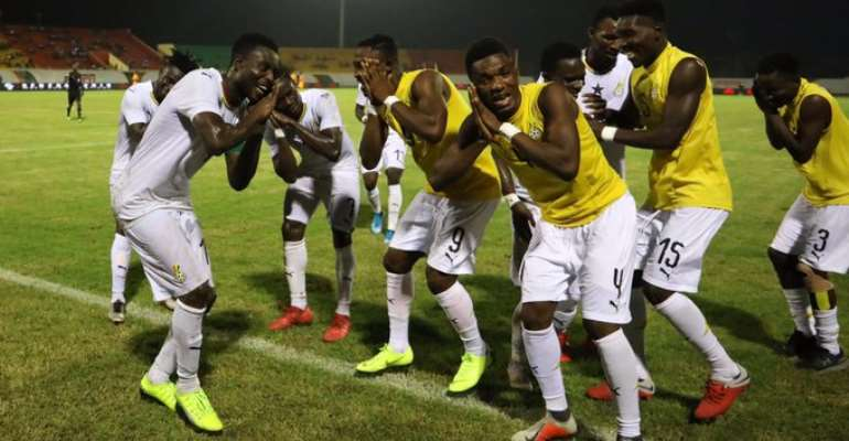2019 WAFU Cup: Black Stars Players & Technical Team 'Mad' At MoYS Over Non-Payment Of Per Diems