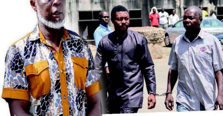 Alajo Coup: 9 Charged With Treason Felony
