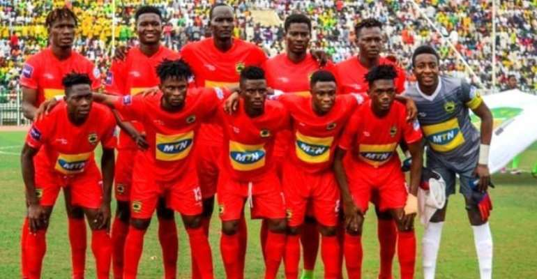CAF Confed Cup: Kotoko Handed Tough Opposition In Ivorian Side San Pedro
