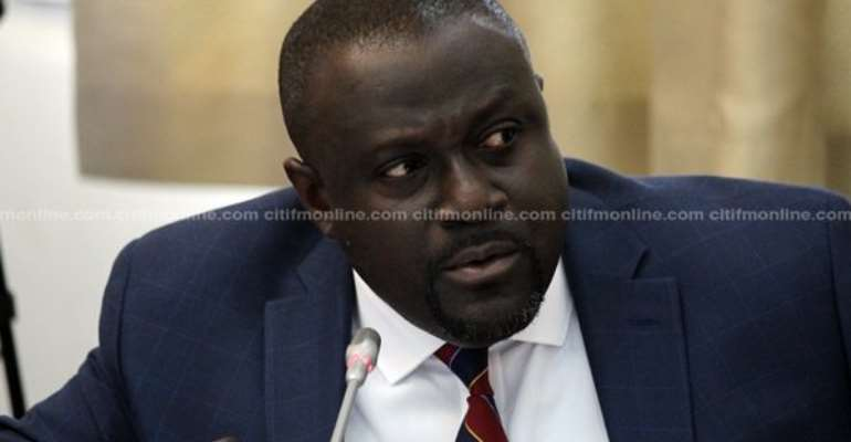Assibey Yeboah Blasts Telcos For Making Gov't Unpopular Over 'Talk Tax' Deductions