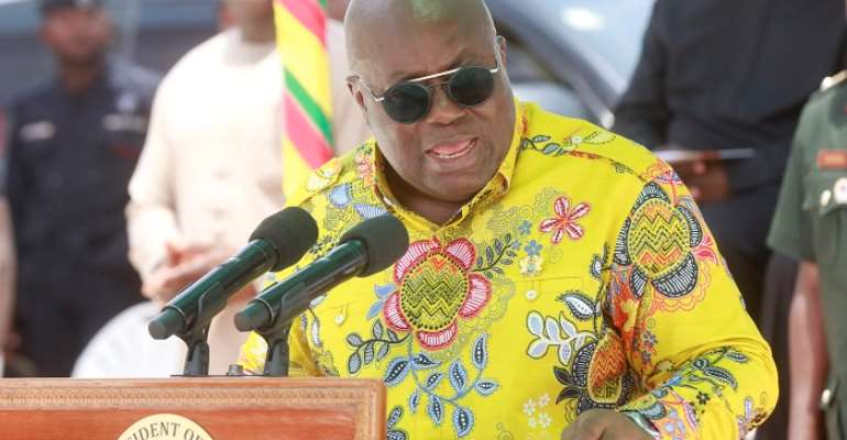 Dissecting Akufo-Addo!