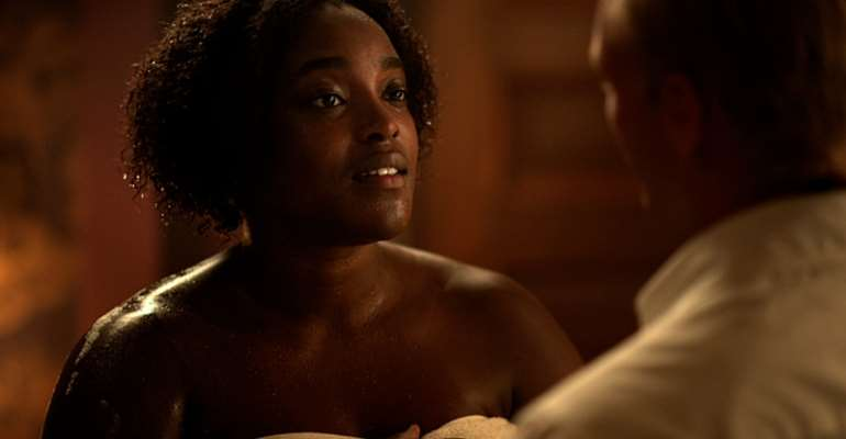 Nigerian-born Hollywood actress, Wunmi Mosaku speaks on new show 'Lovecraft Country'