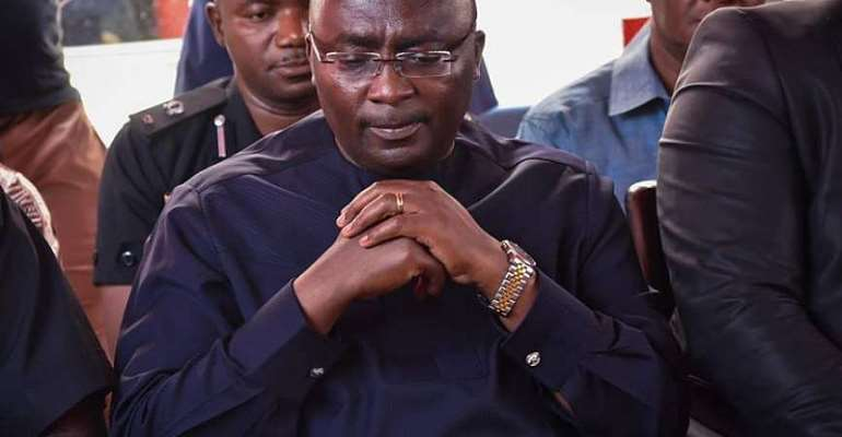 Murdered MP: I'm Pained, Stunned – Bawumia