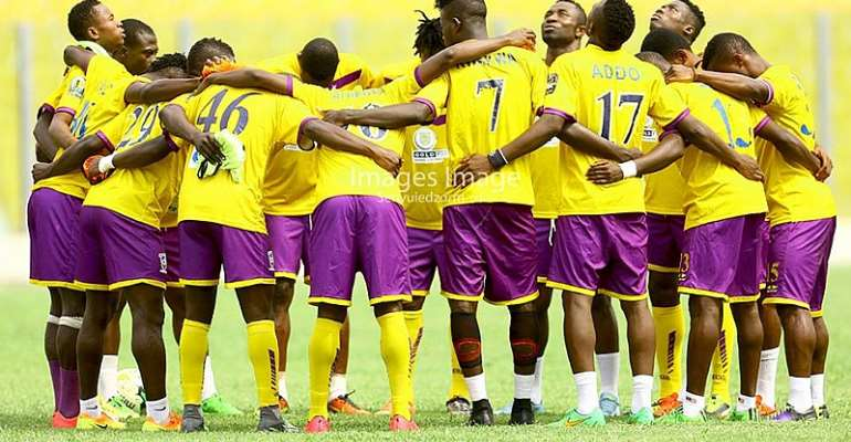'We Would Keep Possession To Avert Hearts Serial Threats' - Medeama Coach