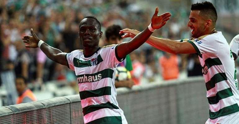 Black Stars Midfielder Agyemang Badu Rules Out January Move From Bursaspor