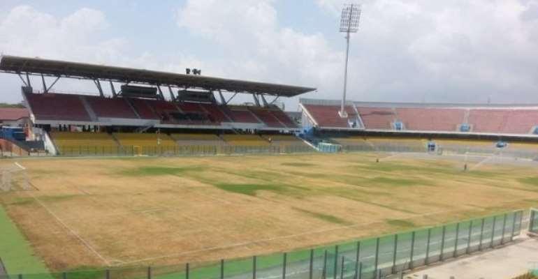 Gov't Explains Accra Stadium Renovation Delay