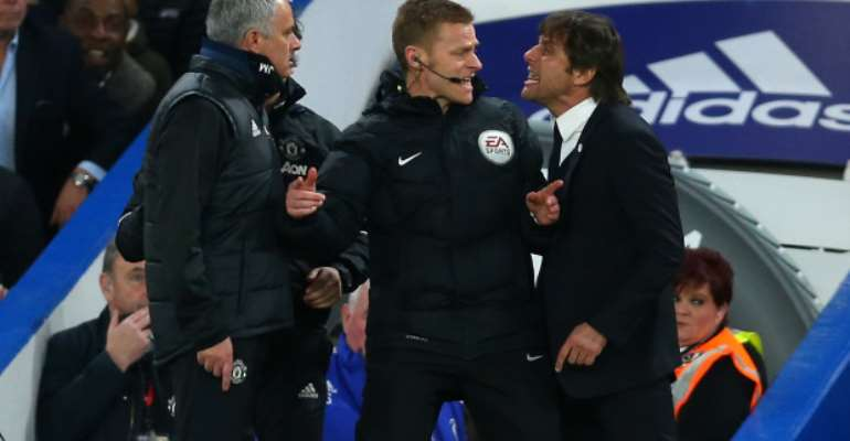 Conte Vs Mourinho Is The New Movie In Town!