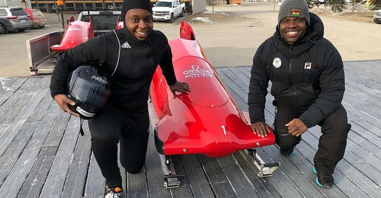 African Athletes Making Their Move In Winter Sports