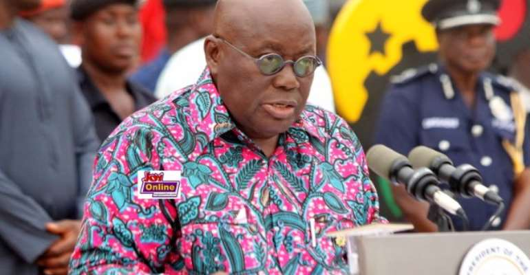 Akufo-Addo Charges NIA To Ensure Integrity, Confidentiality Of Ghanaians' Data