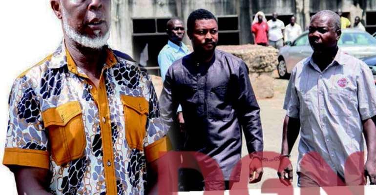 Alajo Coup Plot Case Adjourned Again