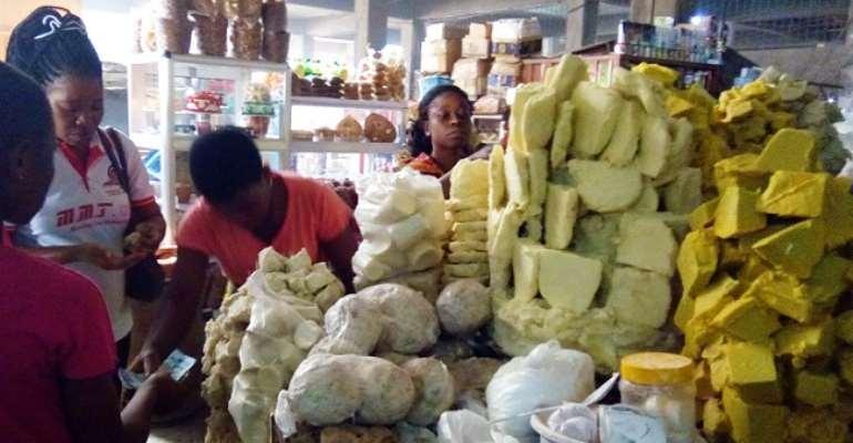 Harmattan Boost Shea Butter Business In Accra