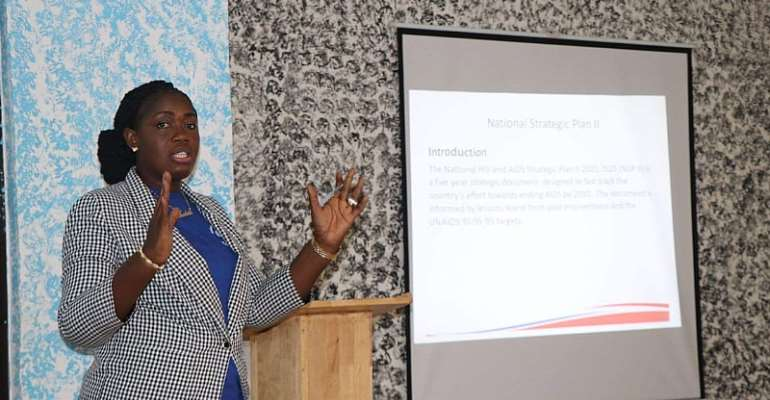 NAC, Partners Hold Community Dialogue To Identify Priority Areas To Combat HIV, Malaria, TB