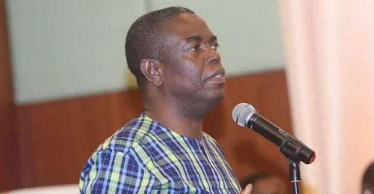 EC's Decision To Compile New Voters Register Makes No Sense - Kwasi Pratt Jnr