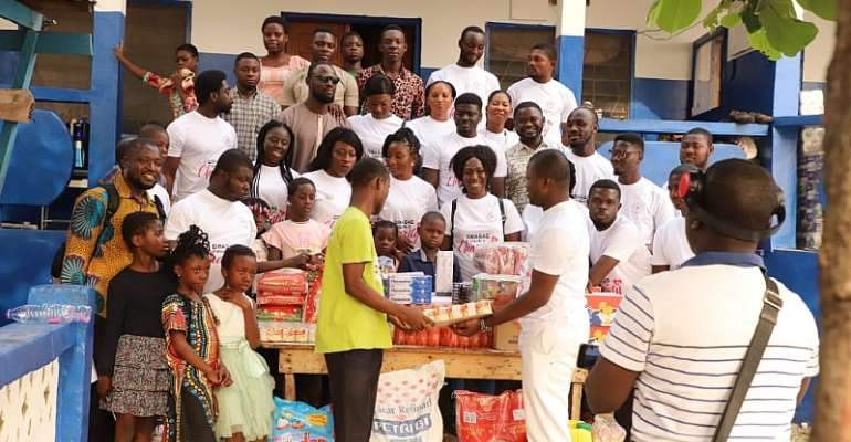 GRASAG Supports Two Orphanages