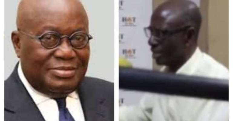 [Watch] Akufo-Addo Has Allowed NPP To Become Very Violent Than NDC — NPP MP