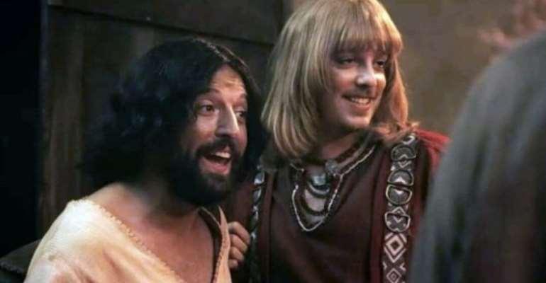 In the film, Jesus brings home a presumed boyfriend to meet his family