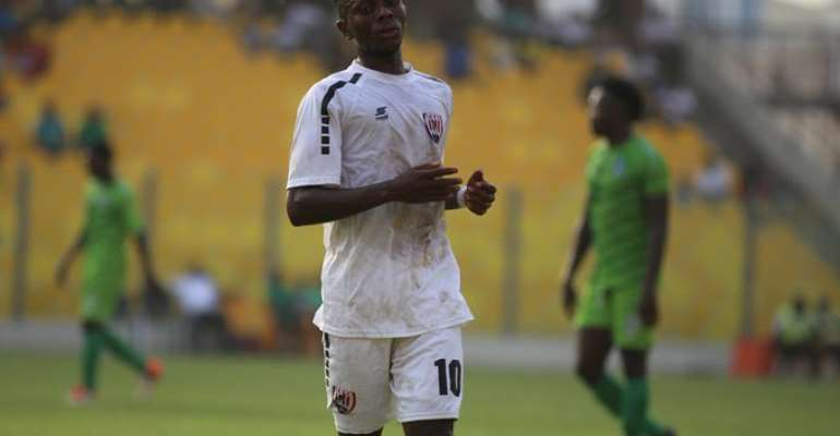 I Want To Score More Goals For Inter Allies This Season – Mohammed Zakari