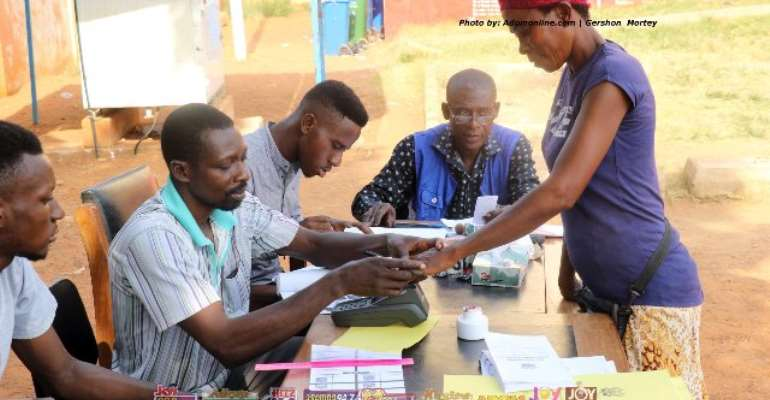 The Director of Electoral Services at the EC, Dr. Serebuor Quaicoe says the EC was working to improve upon the equipment and technology ahead of 2020 polls.