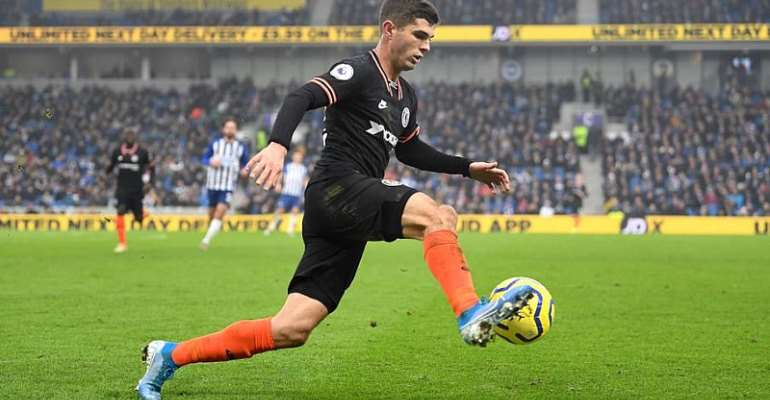 Pulisic Injury Deals Blow To Chelsea