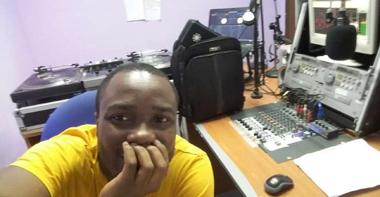 Prince Addo Is The 'Spanish' Name On The Airwaves In Zaragoza