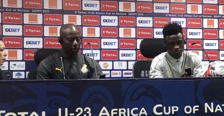 U-23 AFCON: Coach Ibrahim Tanko Optimistic Ghana Will Defeat Egypt On Monday
