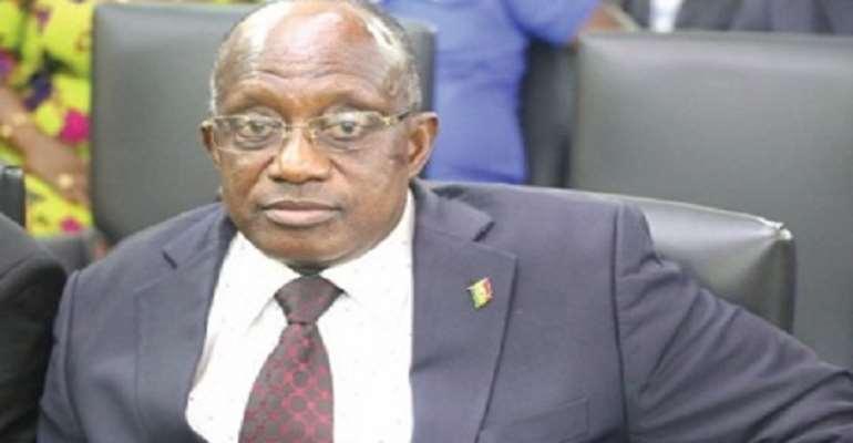 Ashanti Regional Minister Dumps KMA