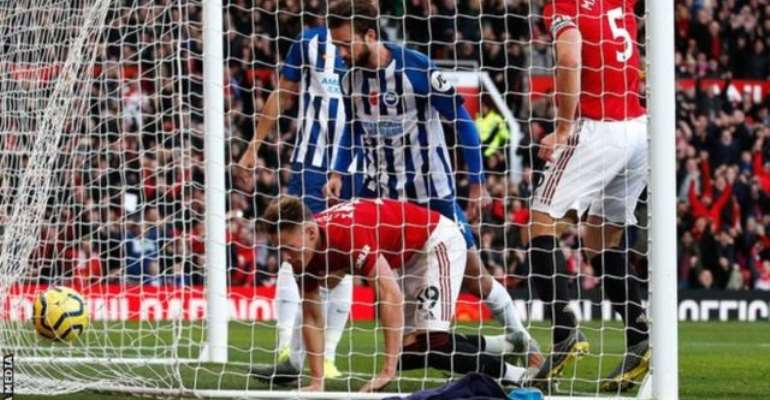 PL: Man Utd Ease To Victory Over Brighton