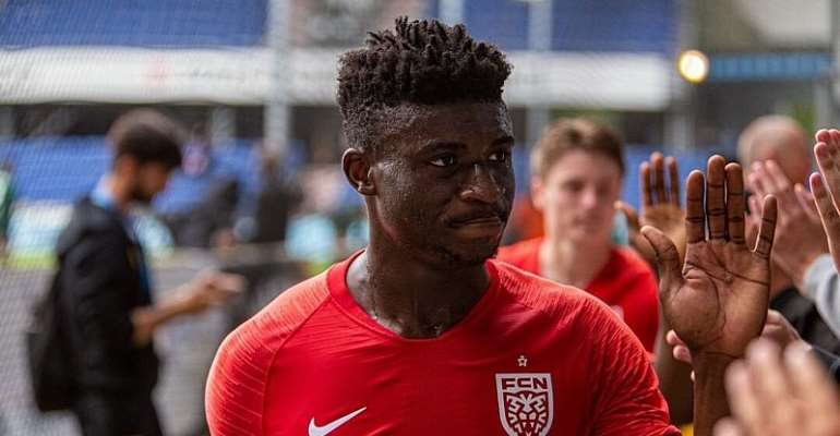 Ghanaian Duo Kudus Mohammed And Ibrahim Sadiq On Target For FC Nordsjaelland