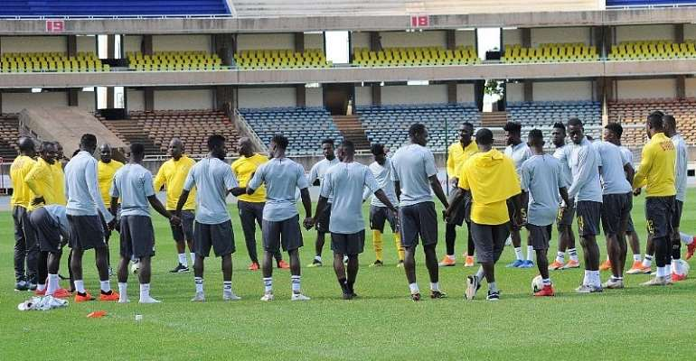 2021 AFCON Qualifiers: Black Stars Players To Arrive In Ghana On Sunday Night For South Africa Clash