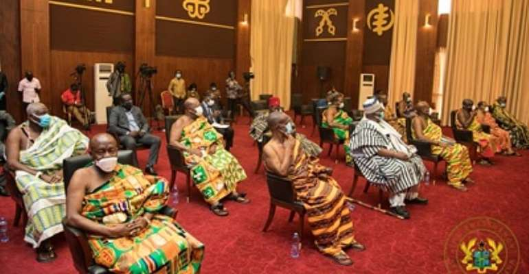Chieftaincy Forum Africa Call For Critical Look Into Alleged Corruption Of Some Chiefs
