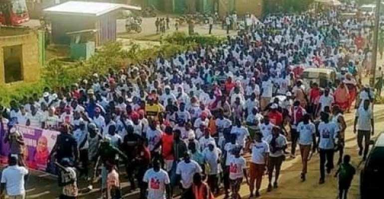 Akufo-Addo Will Show Hajia Humu Love If Elected As MP – Sammi Awuku
