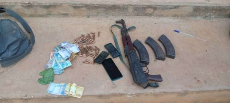 Two Robbers Killed By Police In Gun Battle