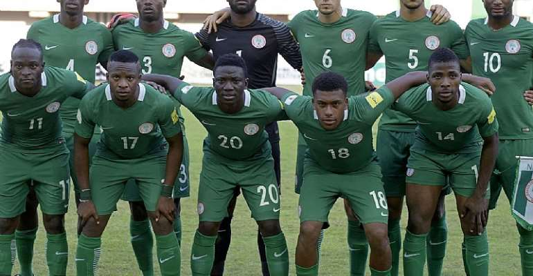 Nigeria Finish World Cup Qualifiers Unbeaten After 1-1 Draw With Algeria