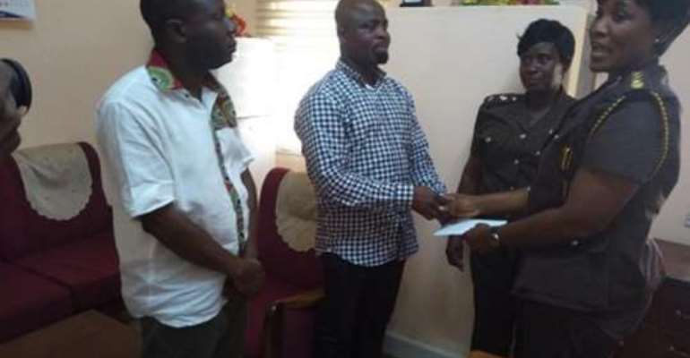 James Camp Prisons Receive Support From Prison Aid