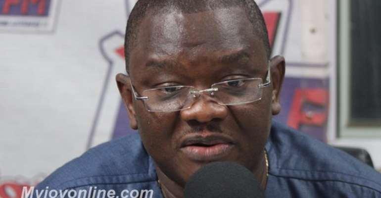 Sly Mensah Denies Grabbing State Lands