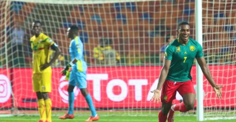 U23 AFCON: Evina Hands Cameroon Vital Win, Mali Out