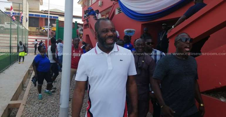 Napo Says Not Even Nkrumah Can Match What NPP Has Done In Education Sector