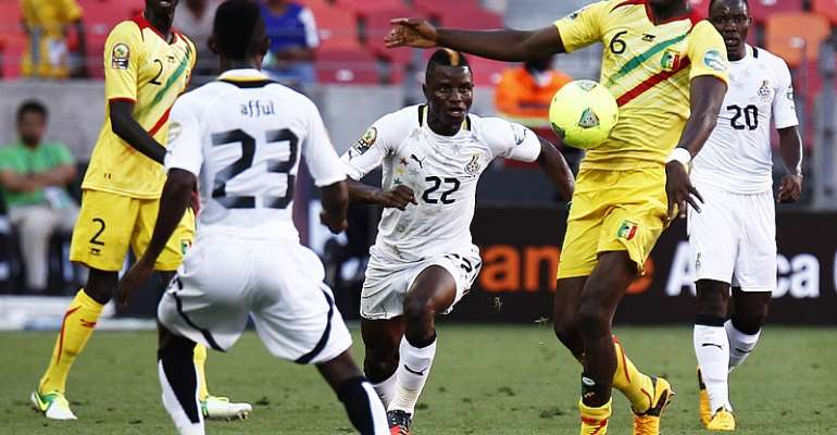 2021 AFCON Qualifiers: Ghana To Begin Camping Today Without Mubarak Wakaso & Harrison Aful