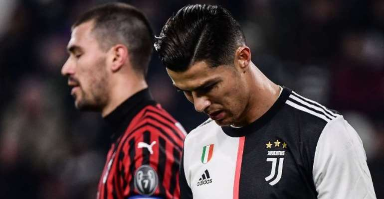 'Ronaldo Hasn't Dribbled Past Anyone For Three Years' - Capello Questions Juventus Star's Form