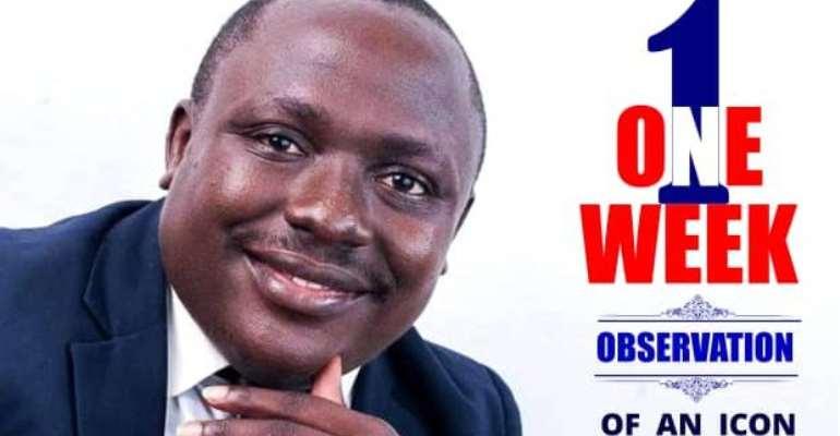 W/R: Suspected Gun Supplier In Murder Of Takoradi NPP Treasurer Grabbed