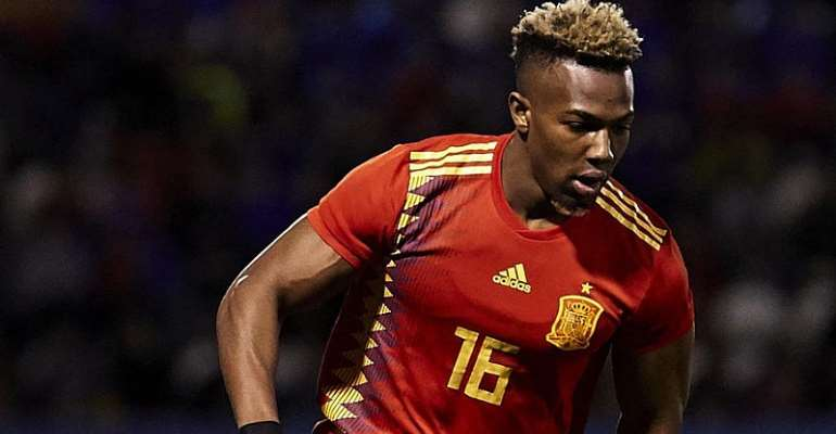 Traore Out Of Spain Squad Injured One Day After First Call-Up