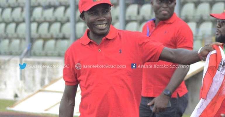 BREAKING NEWS: Lawyer Sarfo Duku Quits Asante Kotoko