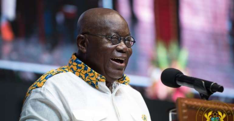 Akufo-Addo Want Local Content In Media Programmes