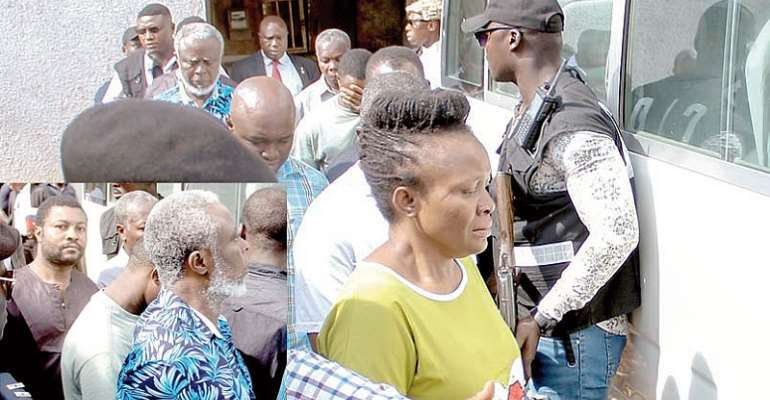 Alleged Coup Plot: Court Denies 7 Accused Persons Bail
