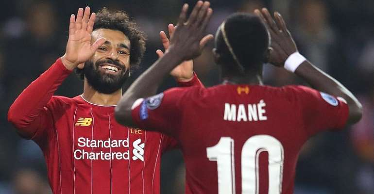 African Players In Europe: City No Match For Mane And Salah