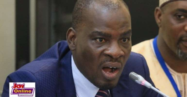 Member of Parliament for Tamale South, Haruna Iddrisu